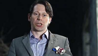 Mathieu Amalric starred as villainous environmentalist Dominic Greene in Quantum of Solace
