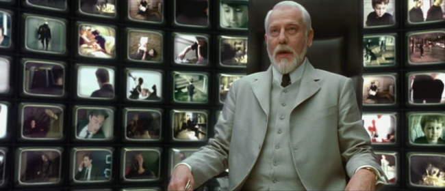 The matrix bad guy thehatchettimes for Matrix reloaded architect