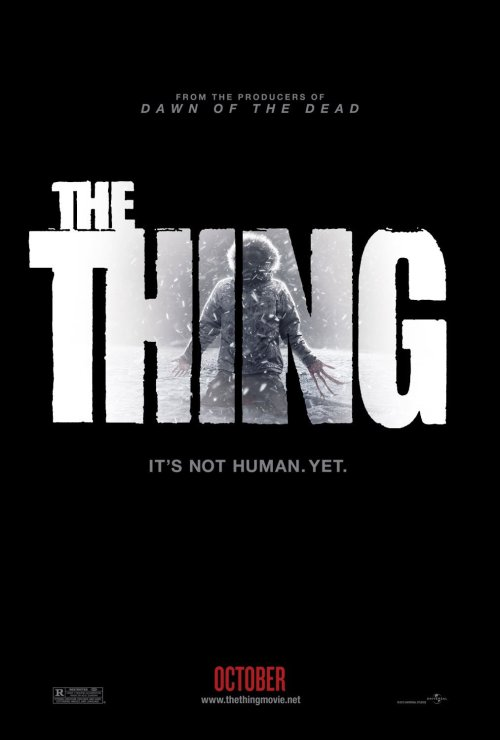 The Thing New Poster