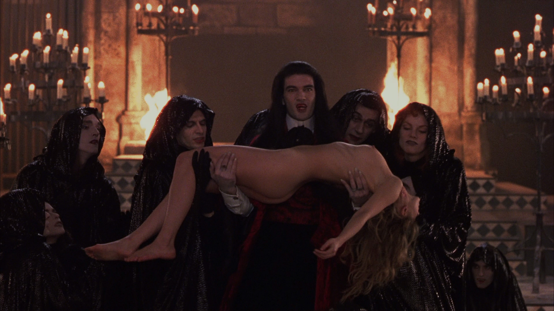 Vampir nud photo xxx scene